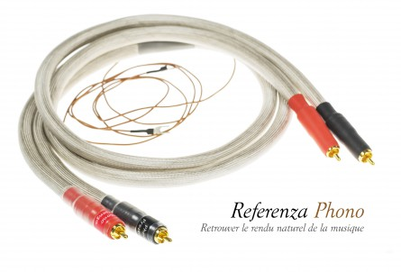 Referenza Superiore phono RCA