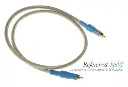 Referenza Superiore Numérique SPDIF RCA / BNC